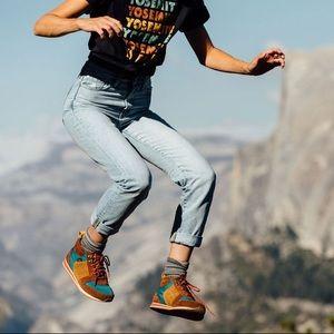 TEVA Highside 84 Mid-Rise Sneaker Hiker Brown NEW